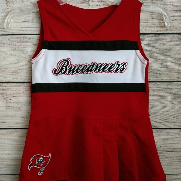 65f19ab5 Tampa Bay Buccaneers cheerleading dress w/bloomers